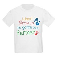 Kids Future Farmer T-Shirt