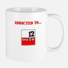 Addicted to Ouzo Mug