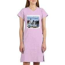 Maine Lighthouses Women's Nightshirt