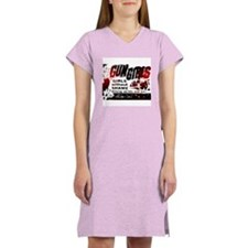 Poster GUN GIRLS Women's Nightshirt