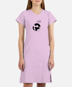 Women's Nightshirt - Assume a spherical cow