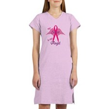 Cute Pancreatic cancer grandma Women's Nightshirt