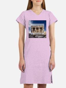 Acropolis Museum Women's Nightshirt