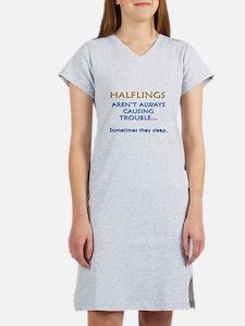 Troublesome Halflings Women's Nightshirt