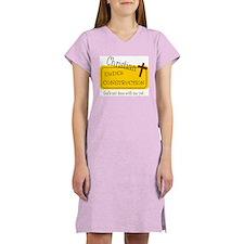 Bible Verse Women's Nightshirt