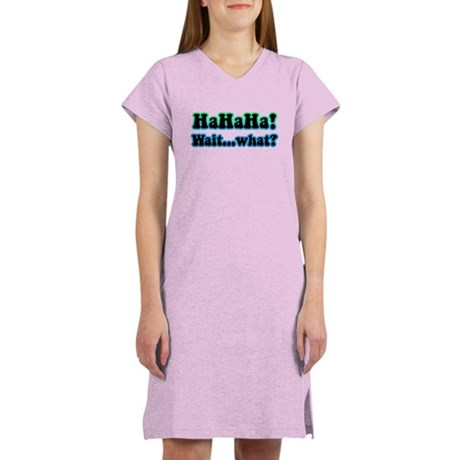 Confused...! Women's Nightshirt