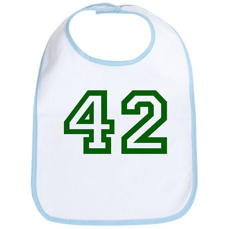 Number 42 Bib