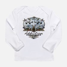 My Addiction Long Sleeve Infant T-Shirt