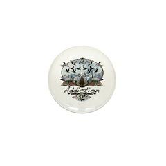 My Addiction Mini Button (100 pack)