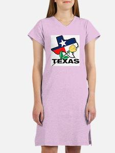 Texas Rose Women's Nightshirt