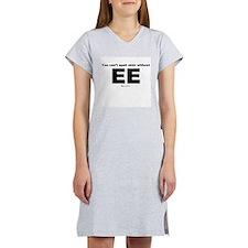 EE Geek - Women's Pink Nightshirt