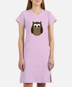 Cool Owls Women's Nightshirt