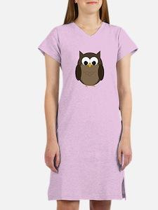 Unique Owls Women's Nightshirt