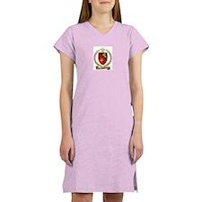 ROY Family Crest Women's Pink Nightshirt