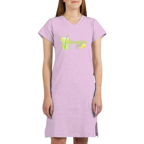 Lemonade Girl Women's Nightshirt