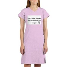 Got flying monkey's? Women's Nightshirt