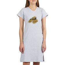 Cute Saddleseat Women's Nightshirt