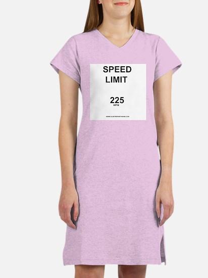 Speed Limit Women's Nightshirt