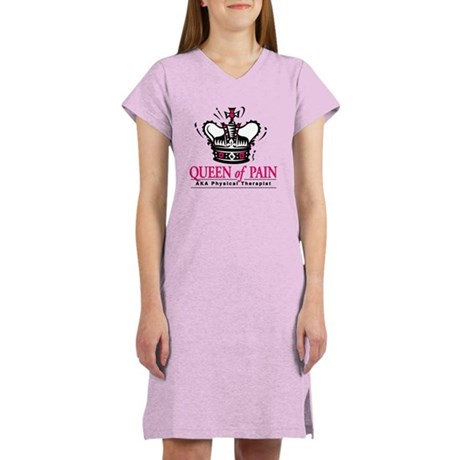 """Physical Therapy """"Queen"""" Women's Light Pajamas"""