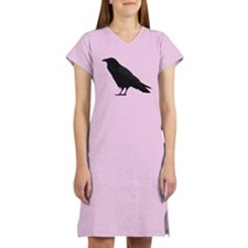 Black Crow Women's Nightshirt