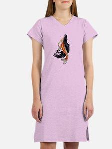 Koi Mermaid Women's Nightshirt