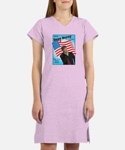 Dave Barry For President Women's Nightshirt