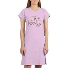 Without Books Women's Nightshirt