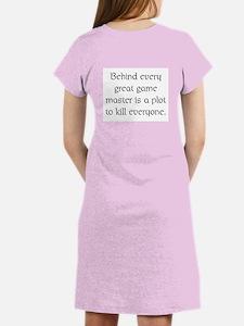 Game Master Women's Pink Nightshirt