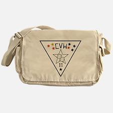 Funny Ronald Messenger Bag