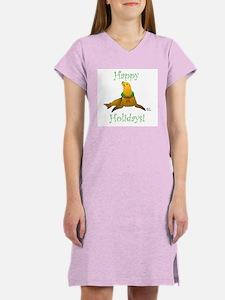 Christmas Sea Lion Women's Nightshirt