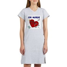 OR Nurse Women's Nightshirt