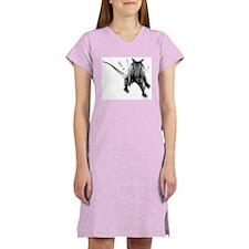 Cute Dillo Women's Nightshirt
