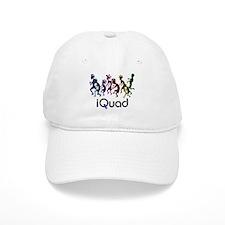 iQuad - Ball Baseball Cap
