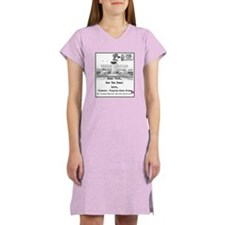 Support Animal Rights! Women's Nightshirt