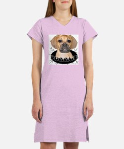 PUGGLE Women's Nightshirt