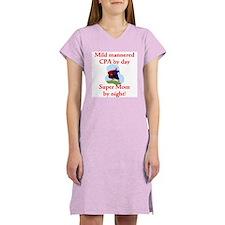 Accountant CPA Women's Nightshirt