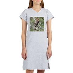 Broad-winged Hawk Women's Nightshirt