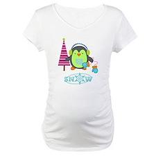 Penguin and Snowman Shirt