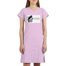 Poet Women's Pink Nightshirt