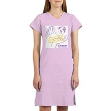 FT_Fish Women's Nightshirt