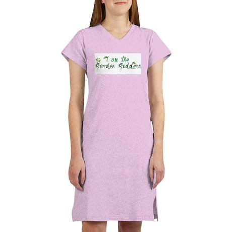 Garden Goddess Women's Nightshirt