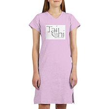 TaiChi Has Power<br> Women's Nightshirt