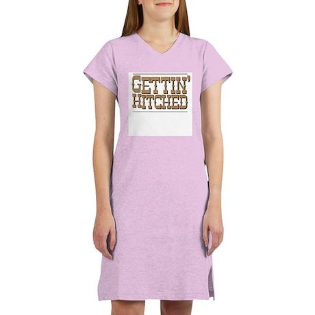 Gettin' Hitched Women's Nightshirt