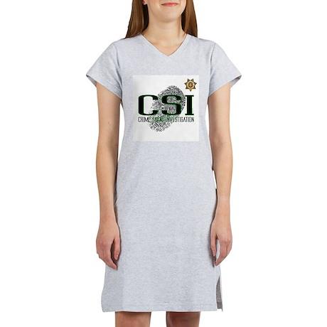 CSI Women's Nightshirt