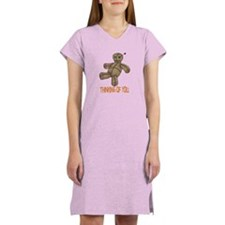 Voodoo Doll Women's Nightshirt
