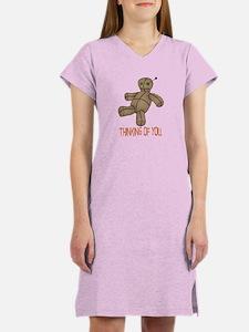 Voodoo Doll Women's Nightshirt