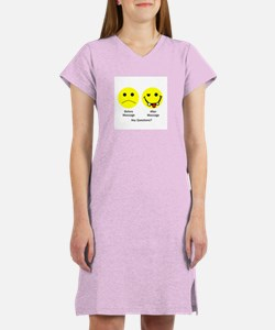 Any questions Women's Nightshirt