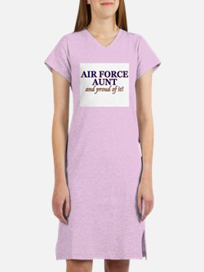 AF Aunt & proud of it! Women's Nightshirt