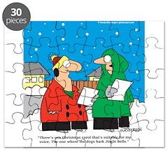 Christmas Carol Puzzle