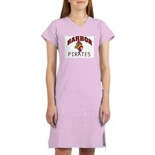 Harbor Pirates Women's Nightshirt